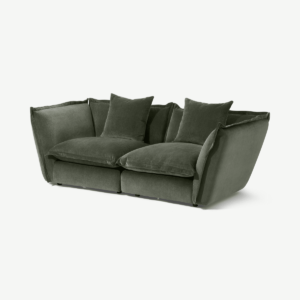 Fernsby 2 Seater Sofa, Spruce Chenille